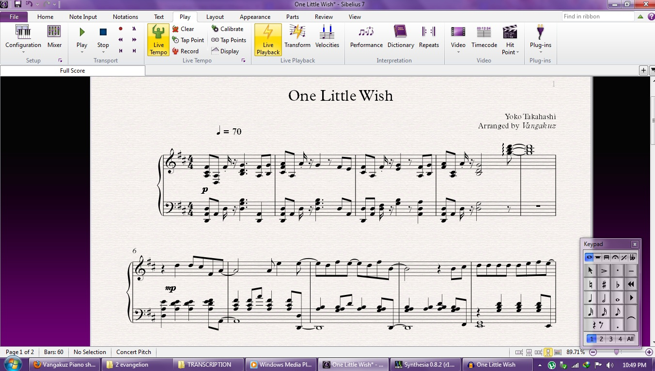 cruel angel thesis notes Print and download a cruel angel's thesis sheet music by sheet music boss  arranged for piano instrumental solo in c minor sku: mn0182802.